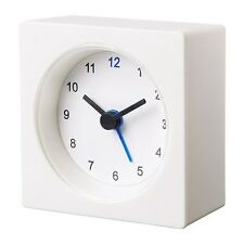 IKEA - VACKIS ALARM CLOCK - WHITE (NEW) * SAME DAY FAST SHIPPNG *