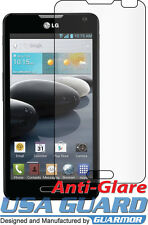 Anti-Glare LCD Screen Protector Guard Cover Film LG Optimus F6 D500 D600 MS500