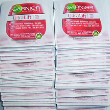 GARNIER ULTRA LIFT ANTI-WRINKLE SKIN FIRMING CREAM SACHETS 70 x 1.5ml