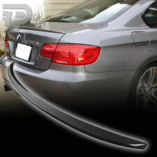 In Stock LA! CARBON FIBER BMW E92 COUPE M3 TYPE BOOT TRUNK SPOILER 330i 328i ▼