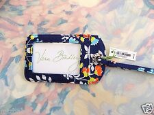 Vera Bradley Luggage tag Chandelier Floral NEW outlet color fabric NWT