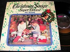 PAT BOONE Christmas Songs Super Deluxe / Japan LP DOT RECORDS SWX-10034