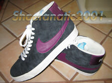 Nike SB Blazer High Unreleased Sample 9 Lance Mountain Koston Charcoal Violet