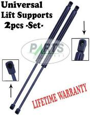 """2 GAS SPRINGS PROPS STRUTS SHOCKS SUPPORT SUPPORTS 16"""" 34 LBS  REPLACE C16-23868"""