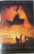 Cormac McCarthy All the Pretty Horses Movie Edition Paperback