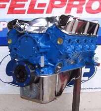 FORD 351 WINDSOR 345 HP HIGH PERFORMANCE BALANCED CRATE ENGINE
