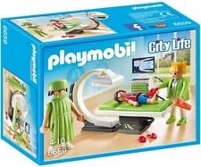 PLAYMOBIL 6659 Hospital X-ray Room Brand New 2015