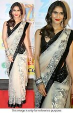 Saree Exclusive Beautiful Designer Bollywood Indian SAREE Partywear Sari 112
