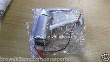 HYMER SINGLE LEVER KITCHEN TAP WITH MICROSWITCH NICKEL