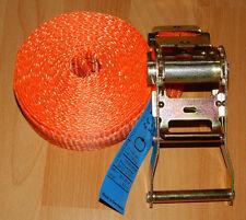 Cintura 00 daN 6m lungo 35 mm Cinghie di ancoraggio Cinghie a cricchetto