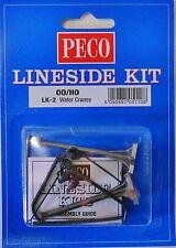 Peco 00 LK-2 Water Cranes x 2. (00) Railway Models