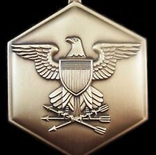 GENUINE U.S ARMY COMMENDATION MEDAL FOR GALLANTRY WITH V VALOR & OAK LEAVES
