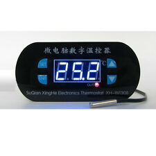 AC 220V Digital led  Temp Controller -50-120°c Thermostat Cool/Heat Switching