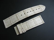 20 mm Tissot Heritage Genuine Leather Alligator Crocodile Look Watch Band strap!