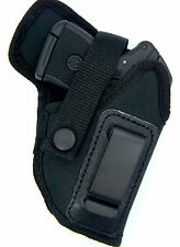 INSIDE (IWB) or OUTSIDE PANTS (OWB) HOLSTER w/ COMFORT TAB - RUGER LCP 380