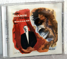 CD COUNT BASIE Swings - JOE WILLIAMS Sings