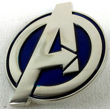 AVENGERS Marvel Movie Series Logo - Enamel Pin Iron Man, Captain America, Thor