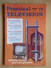 Practical Television Magazine November 1961 - Improving Reviever