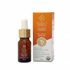 Sibu Beauty Sea Buckthorn Seed Oil, 10 ml (New design packing)