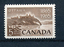 CANADA 1965 CENTENARY OF PROCLAMATION OF OTTAWA AS CAPITAL SG567  MNH