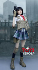 TECHNIC TOYS RED SCARF FIGHTING GIRL 1/6 Preorder