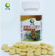 500g Wild Harvested 98% Cracked Cell Wall Pine Pollen tablet OS authentication