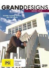 Grand Designs : Series 4  (DVD, R4, 2008, 3-Disc Set, Free Postage)