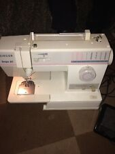 Singer electric sewing machine model Tempo 50 With Foot Paddle