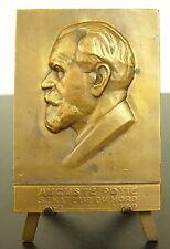 Médaille au Sénateur du Nord Auguste Potié Ciments d'Origny-Sainte-Benoite Medal