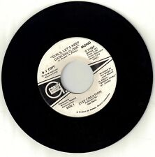21ST CREATION  (Girls, Let's Keep Dancing Close)  Gordy 7158 = PROMOTIONAL copy