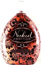 Naked Ambition Indoor Tanning Bed Lotion w/ Natural Bronzer By Designer Skin