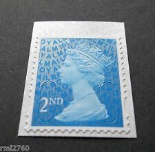 NEW 2016 2nd Class M16L + MTIL MACHIN SINGLE STAMP from Booklet