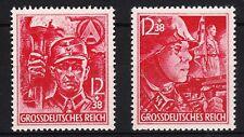 101152/ Deutsches Reich 1945 - Mi 909/10 - Parteiformationen - ** - M€ 90,00