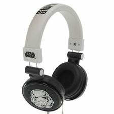 BOYS STAR WARS HEADPHONES *GREAT GIFT IDEA* NEW VOLUME CONTROL