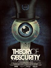 THE RESIDENTS - THEORY OF OBSCURITY  DVD NEU