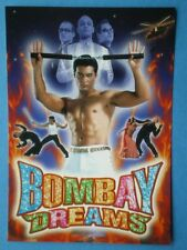 POSTCARD  POSTER FOR BOMBAY DREAMS - APOLLO VICTORIA THEATRE (2)