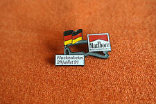 17809 PIN'S PINS AUTO CAR F1 FORMULA ONE 1 MARLBORO 91 ALLEMAGNE GERMANY FLAG