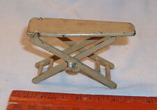 KILGORE IRONING BOARD 1930s CAST IRON DOLL HOUSE TOY