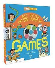 My Big Book of Games by Tourbillon (Hardback, 2017)