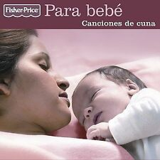 G, Fisher Price: Para bebé: Canciones de Cuna, Fisher Price, 096741137921,