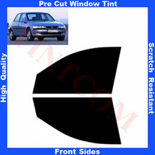 Pre Cut Window Tint Opel Vectra B 4 Doors Saloon 1995-2002 Front Sides Any Shade