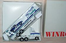 1992 Goodyear Phil Parsons Racing  Winross Diecast Drop Bed Trailer Truck