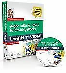 Adobe Indesign Cs5.5 for Creating Ebooks by Rufus Deuchler and Video2brain...