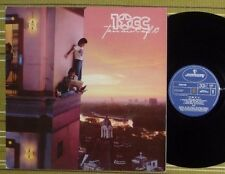 10CC, TEN OUT OF 10, LP 1981 ORIGINAL UK 1ST PRESS EX/EX WITH INNER SLEEVE