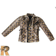 Zombie Killer - Snake Skin Jacket - 1/6 Scale - Virtual Toys Action Figures
