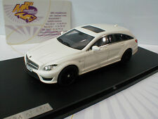 "GLM 204901 # Mercedes-Benz CLS63 AMG Shooting Brake Bj. 2014 "" weiß "" 1:43 NEU"