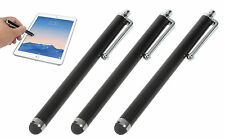 3X STYLUS TOUCH PEN EINGABESTIFT DISPLAY STIFT FÜR SONY LG APPLE SAMSUNG NOKIA