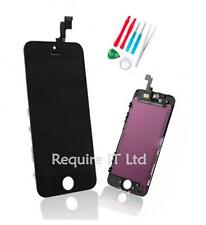 NEW BLACK IPHONE 5S TOUCH SCREEN DISPLAY ASSEMBLY WITH TOOLS FOR MODEL A1533