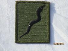 101 Brigata Logistic, patch, TRF, distintivi, Black Adder