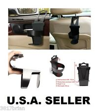Auto Car Cup Holder Drink Holder Holds 16oz Cup - Water Mug For Auto Van Truck!